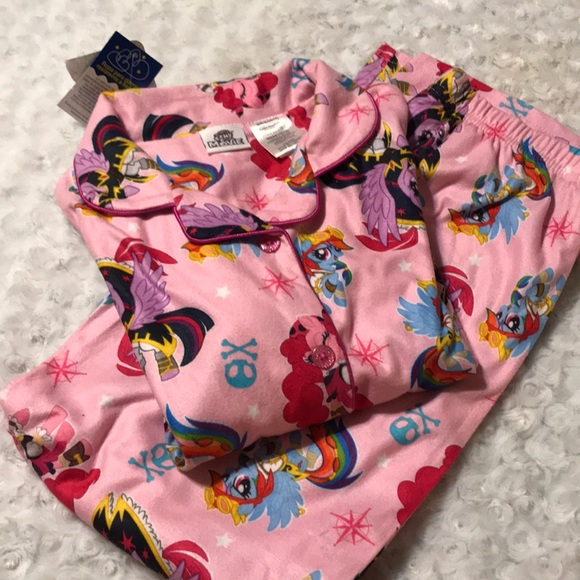 pony movie Other - Pink my little pony pajamas